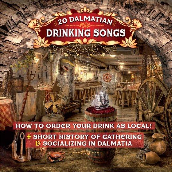 20 Dalmatian Drinking Songs