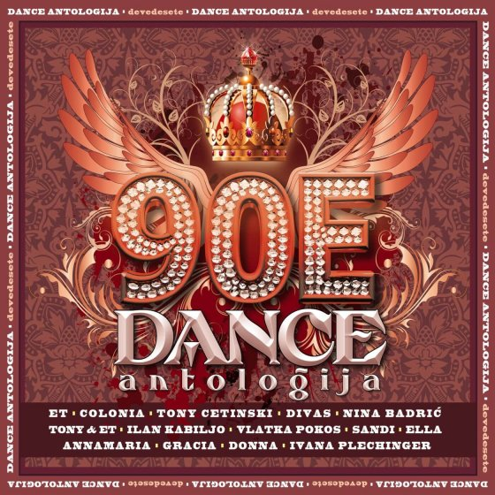 90'  Dance antologija