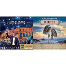 AKCIJA: Klapa Intrade + Nezaboravni dueti