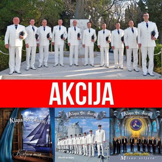 AKCIJA: Klapa Sveti Juraj HRM box