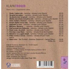 Klapa Trogir - Staro vino / Zagubljena traka