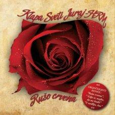 Ružo crvena