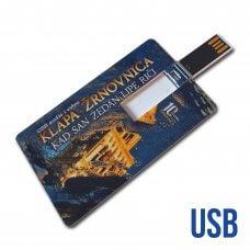 Kad san žedan lipe riči (USB)
