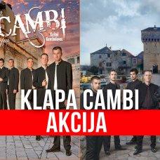 AKCIJA: Klapa Cambi box
