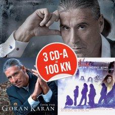 AKCIJA: Goran Karan (3 CD-a)
