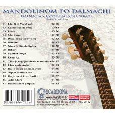 Mandolinom po Dalmaciji