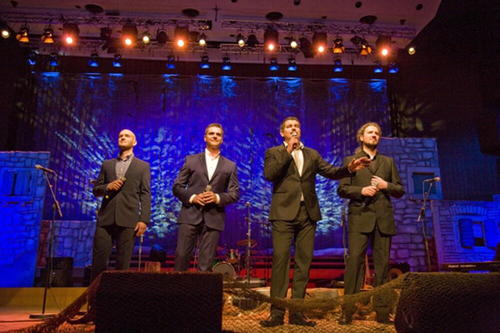 Četiri tenora - koncert