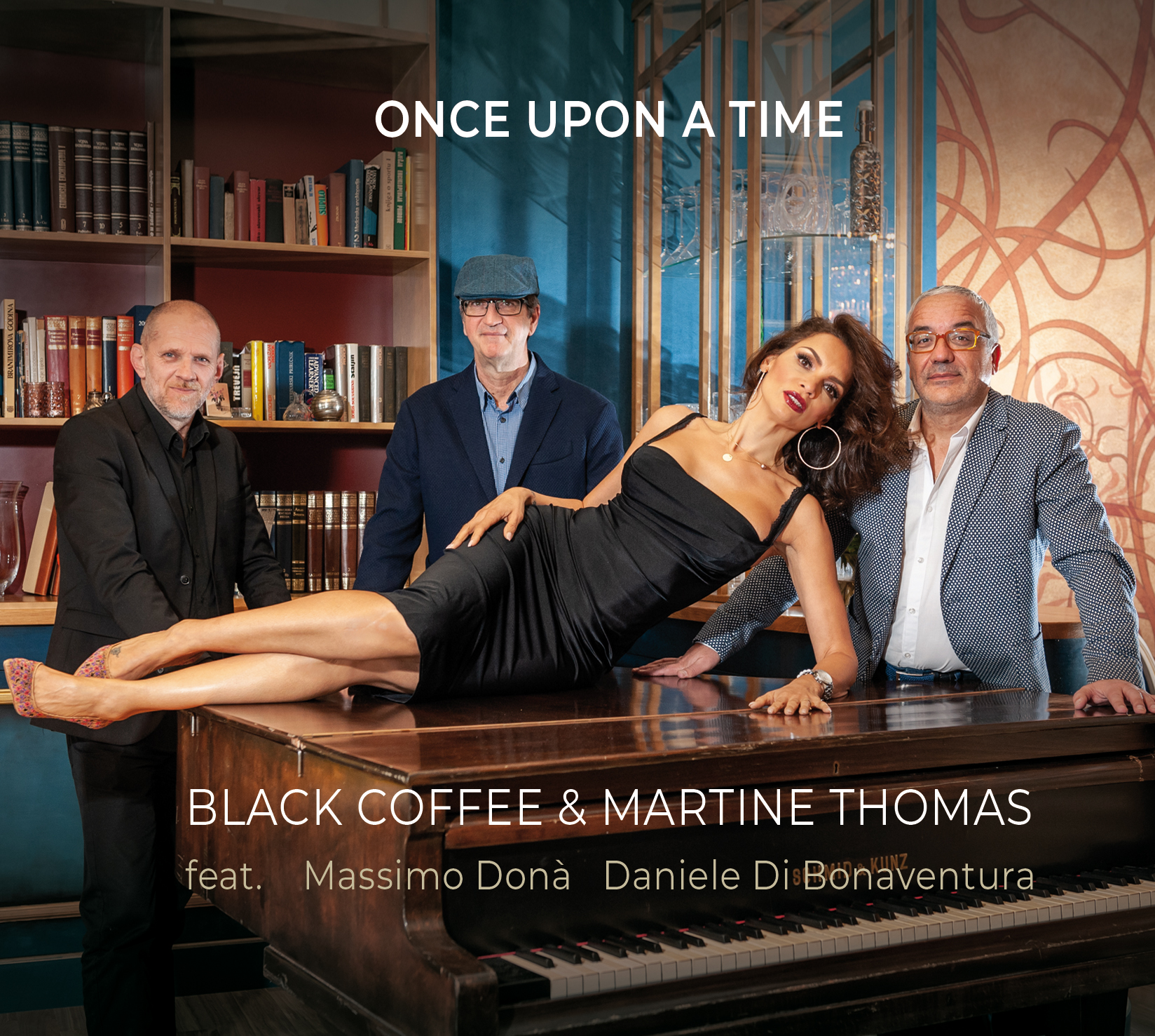 Black Coffee Once Upon a time